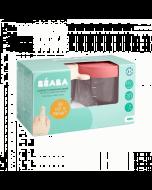 Beaba Set 2 Staklene posude Roza 150 ml/250 ml