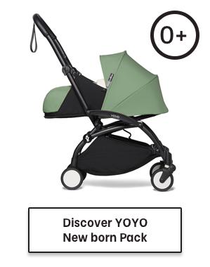 Otkrij YOYO New born Pack