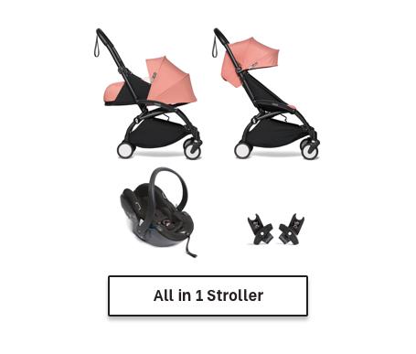 All in 1 Stroller